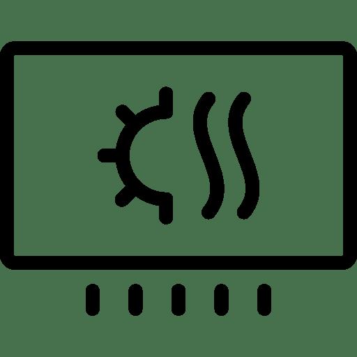 Luftkonditionering i bil