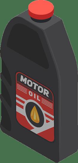 Byte av olja