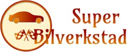 Super Bilverkstad Logotyp